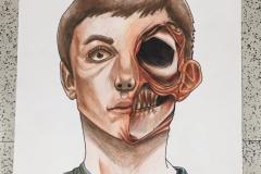 """Zombie"" by Robert Oberreit"