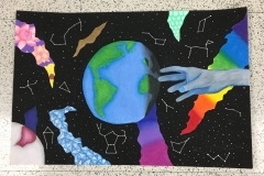 """""""Out of this World"""" by Alyssa Jimenez"""