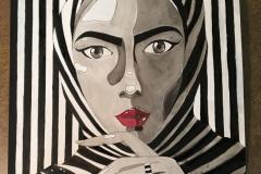 """""""Opp In Portraits"""" by Sarah Aidhhik"""
