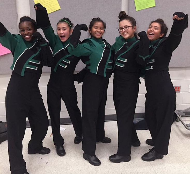Band Finishes Strong at UIL Tourney   Eagle Nation News