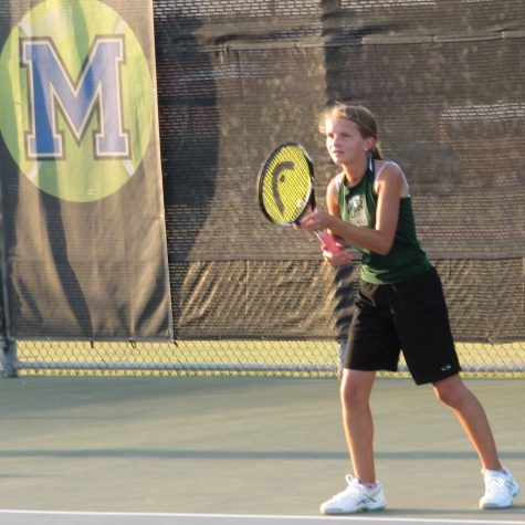 Eagles JV Tennis Tames Panthers