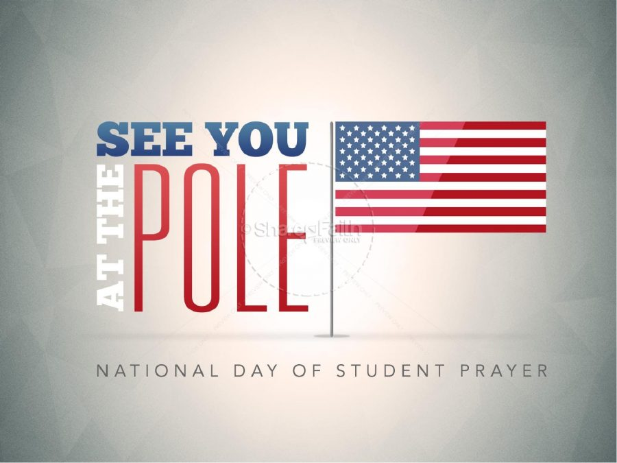 See you at the pole logo