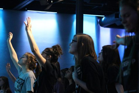 Mansfield Student Worship Night: One Night, One Community