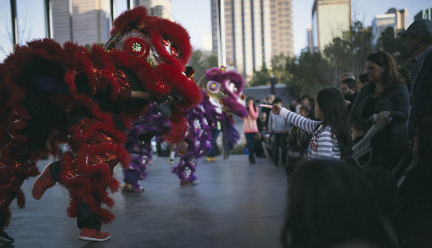 Credit: Jiu Long Lion Dance Troupe