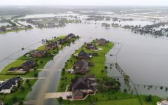 Hurricane Harvey effects Lake Ridge Families