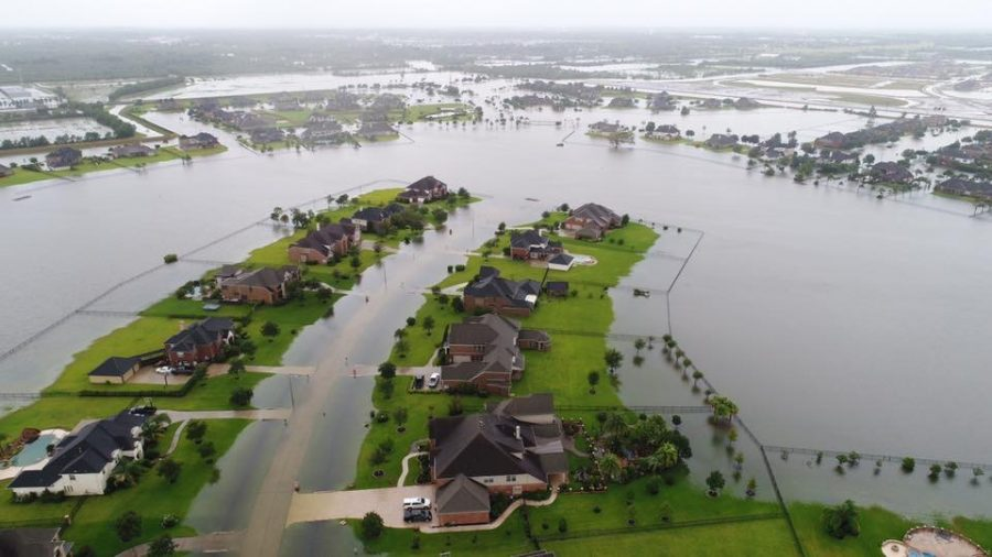 Hurricane Harvey effects Lake Ridge Families