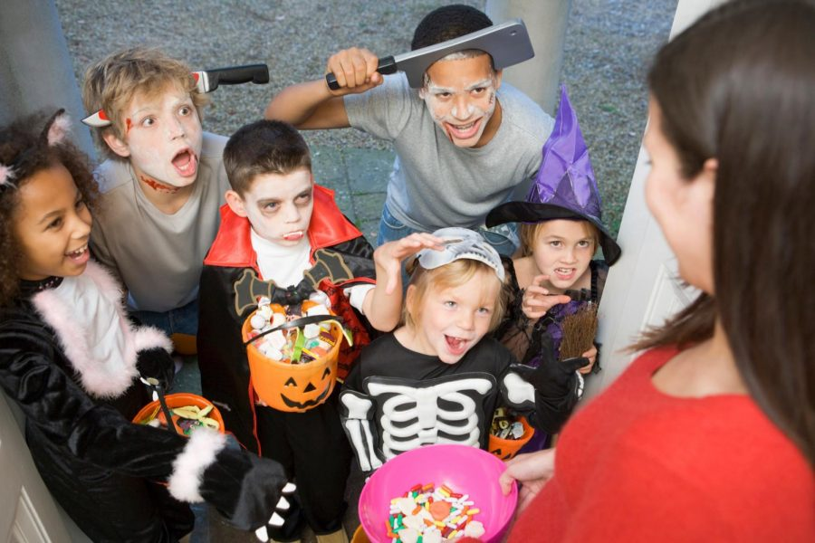Trick-or-Treating Age Limit?