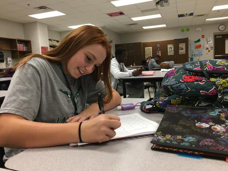 Noelle adjusts to life in public school.