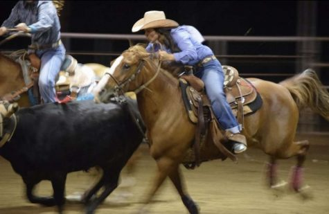 Rodeo Team Rides to Recognition