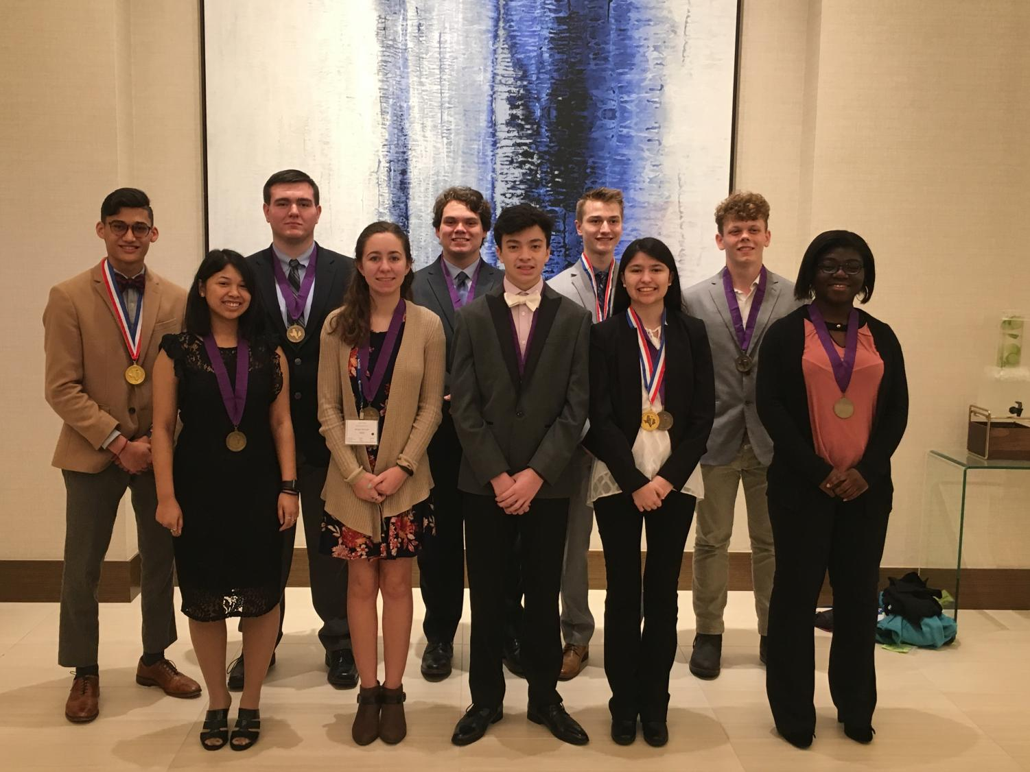 Academic Decathlon: The Road to State | Eagle Nation News