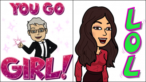 Can you guess which teachers own these Bitmojis?