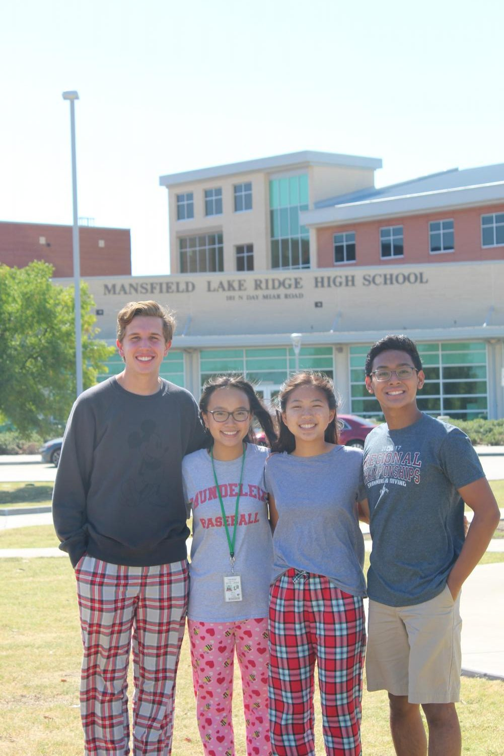Scholars Among Us: National Merit Semifinalists at Lake Ridge