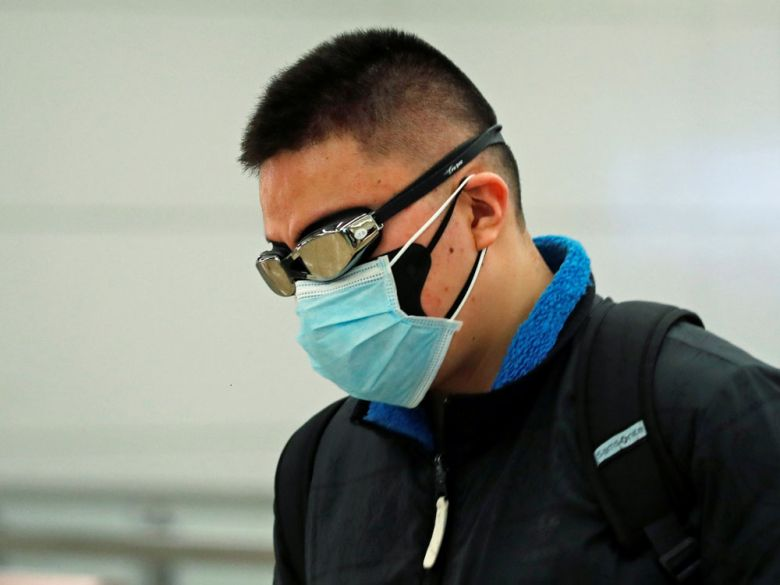 In parts of China, it is now mandatory for people to wear face masks in public.