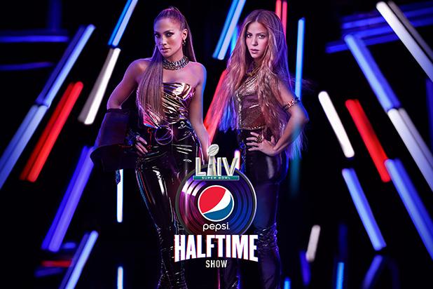 Jennifer Lopez and Shakira headlined the Super Bowl 54 halftime show