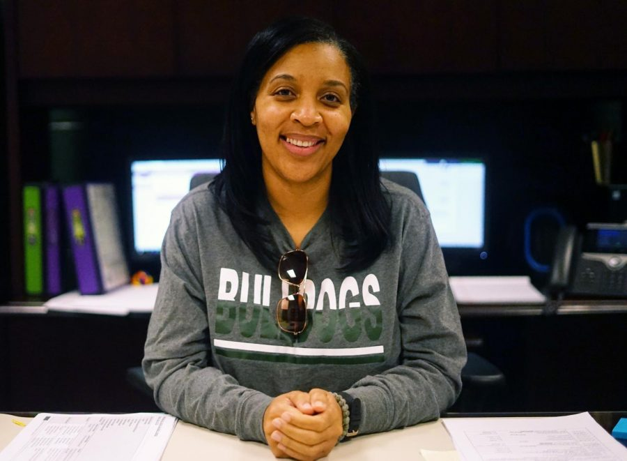 Kennedy Takes Charge at DJMS