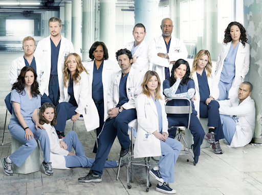 T.V. shows, like Grey's Anatomy, hold a certain influence on young people choosing careers.
