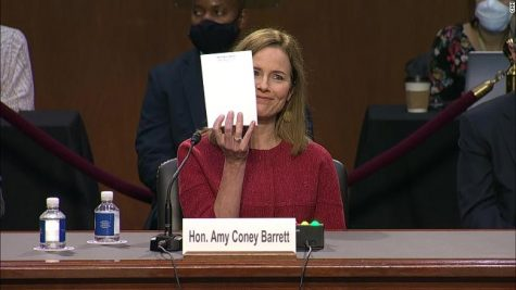 Amy Coney Barrett is the newest Supreme Court Justice in the United States.