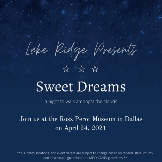 Prom this year will look different than it ever has for Lake Ridge students.