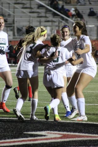 The Lady Eagles soccer team has learned to come together on the team to see better results on the field.