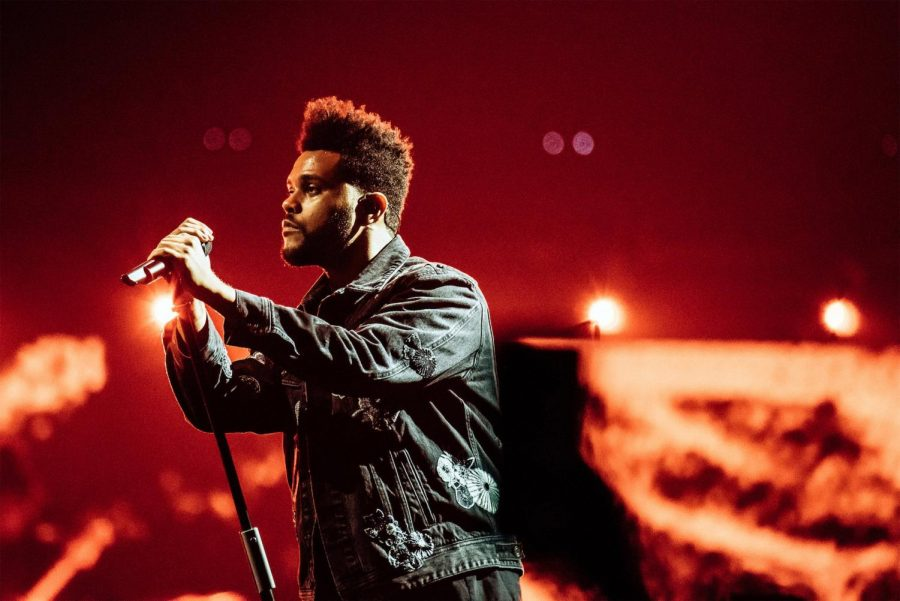 The Weekend will perform at half time of this year's Super Bowl in Tampa, FL.