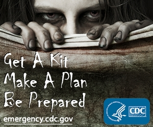 As Covid-19 continues its spread across the nation, the CDC prepares citizens for the next pandemic- the Zombie Apocalypse.