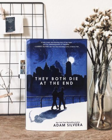 """They Both Die At The End"" by Adam Silvera has grown in popularity since garnering attention on social media platform, Tik Tok."