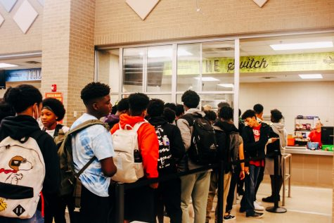 The Lunch Lines: the Glorious Quest of the Cafeteria
