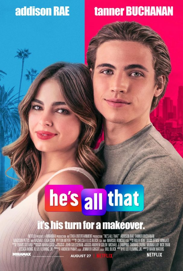 Official movie poster for the film Hes All That