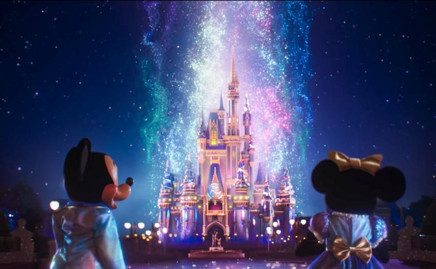 50th+Anniversary+of+Walt+Disney+World