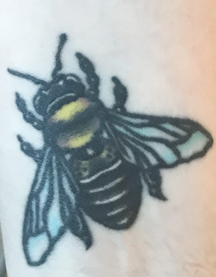 Which teachers tattoo is this?