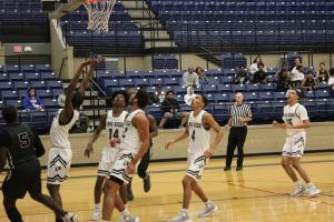 Varsity Basketball Season continues