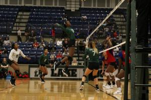 Varsity Volleyball VS. Duncanville